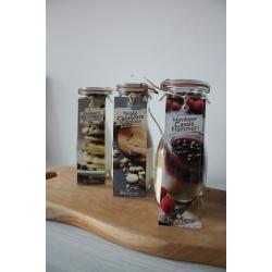 Süßspeisen - Backmischung im Glas