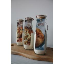 Brote - Backmischungen im Glas