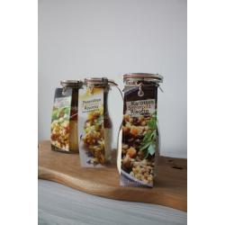 Risotto-/ Couscousgerichte - Mischungen im Glas