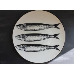 """Teller """"Fisch"""""""