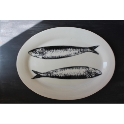 "Platte ""Fisch"""