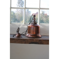 Lampe bronze
