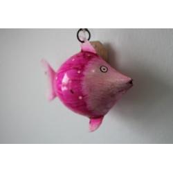 Fisch pink