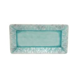 Madeira Servierplatte mittel blau