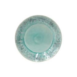 Madeira Dinner Teller blau