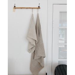 Waffel-Handtücher aus Leinen