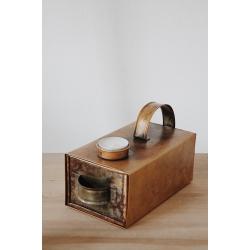 Teelichthalter mit Box