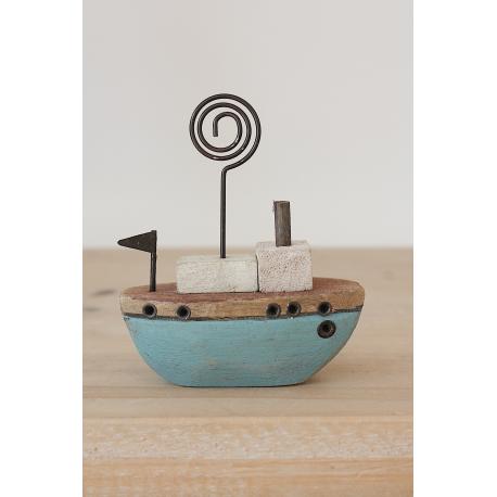 Boot Foto- und Geldhalter