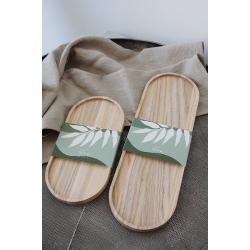 Servierplatten aus Holz