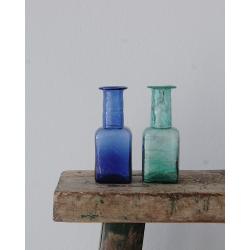 Kleine Vasen eckig